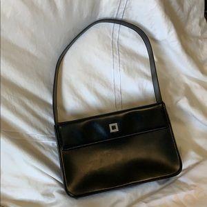 Vintage Chloé Black Leather Purse